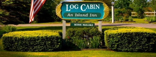 A Log Cabin An Island Inn
