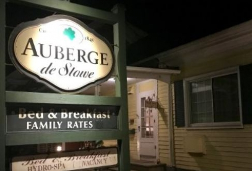 Auberge de Stowe Bed and Breakfast