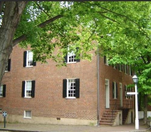 Augustus T Zevely Inn Winston Salem North Carolina Bed And