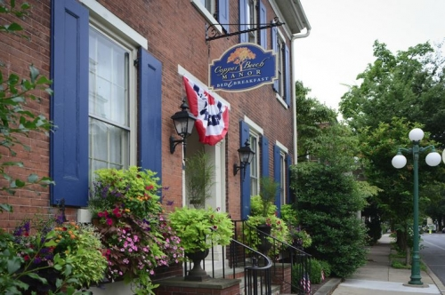 Copper Beech Manor Bed and Breakfast