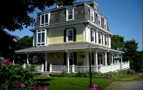 Harbor House Inn Boothbay Harbor Maine