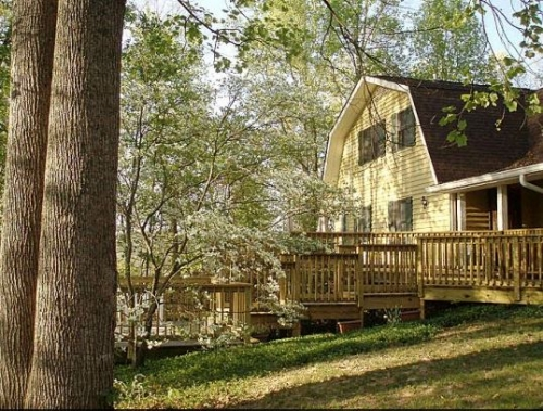 Mountain Top Lodge at Dahlonega