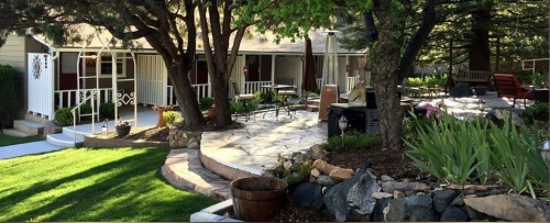 Prescott Pines Inn Bed and Breakfast