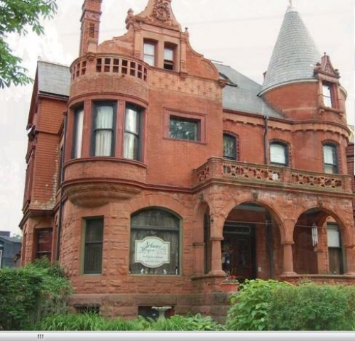 Shuster Mansion Bed and Breakfast