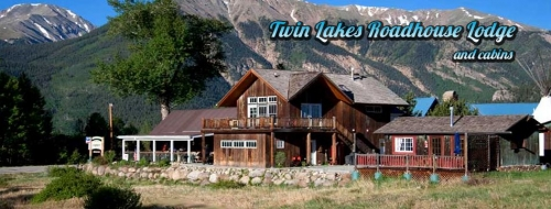 Twin Lakes Roadhouse Lodge Colorado