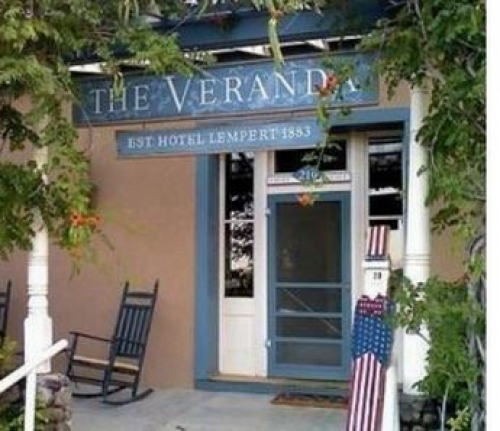 The Veranda Historic Bed and Breakfast